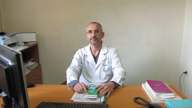 Assistant Prof. Georgi Dzhupanov, MD
