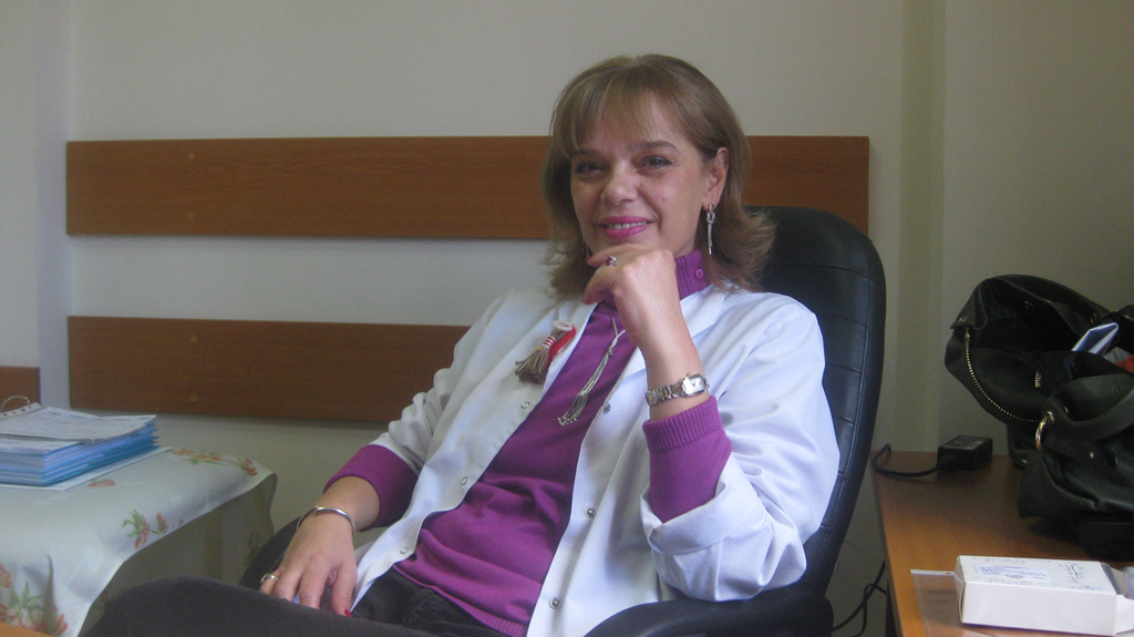 Galina Nikolova, M.D., Ph.D.
