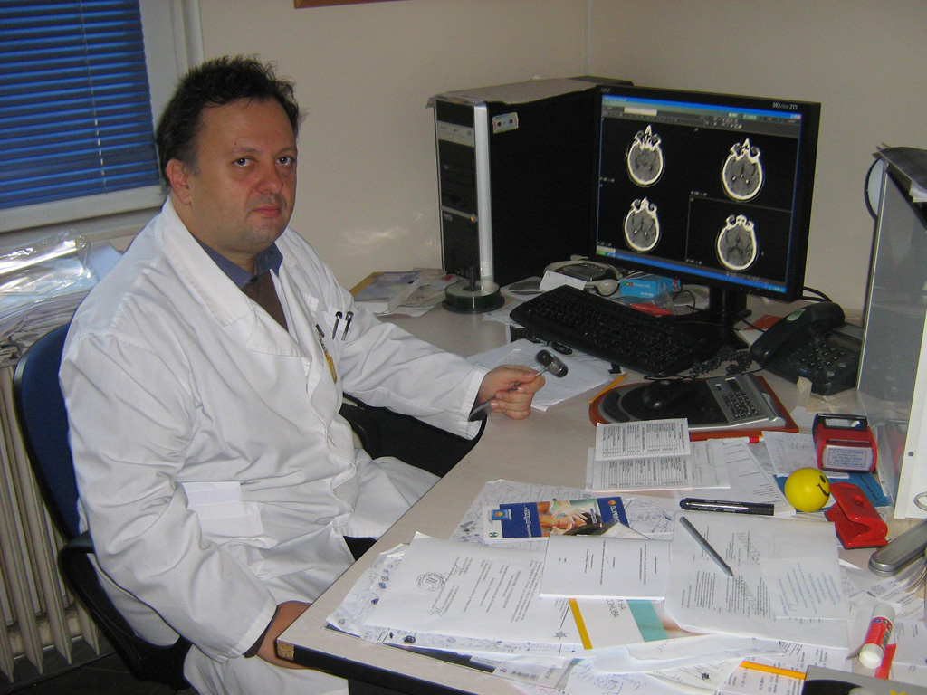 Assoc. Prof. Nickolay Lazarov Topalov, MD, PhD