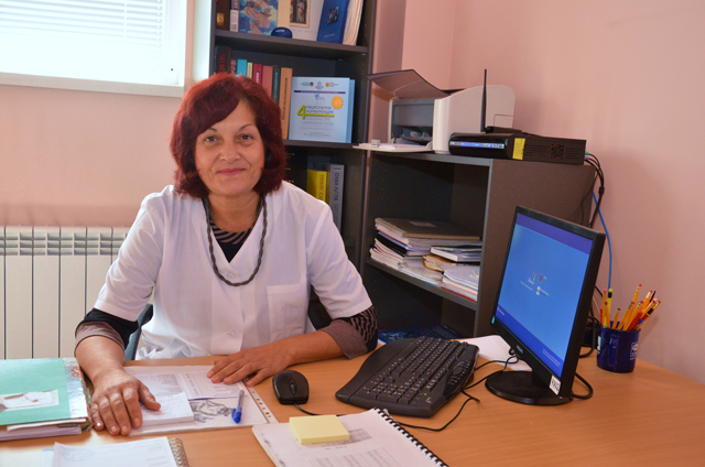 Silvia Assenova Shopova, Assoc. Prof. of Medical Psychology